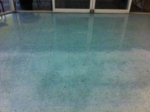 Vinyl Floor Stripping & Sealing