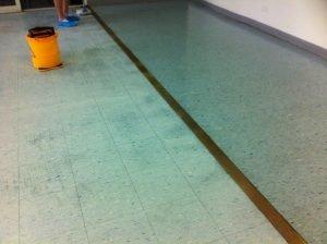 Commercial cleaning pest control contractors best 1 for Best vinyl floor sealer